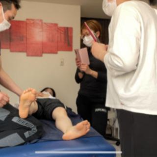 姿勢の改善は足首から。足首を整えて姿勢を整える美容整体スクール