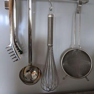 本格的調理道具の画像