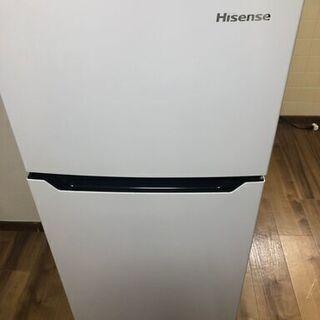 冷蔵庫 ハイセンス HR-B1201(120L)2017年製
