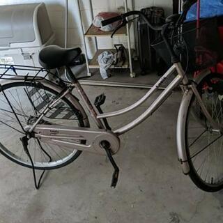 ママチャリ自転車