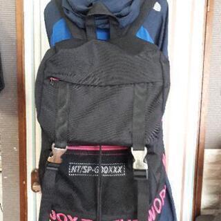 リック リックサック 鞄 バック 黒 バックパック