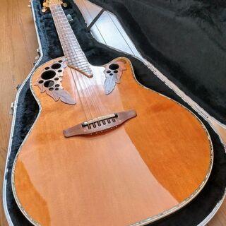 オベーションギターU.S.A.レア物稀少。
