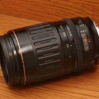 CANON EF70-210mm F3.5-4.5 USM