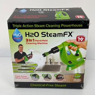 TVショッピング H2O SteamFX スチームクリーナー 新...