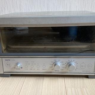 壊れたオーブントースター SANYO SK-WQ3