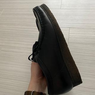 Clarks メンズ 靴 UK:8G (270mm) - 靴/バッグ