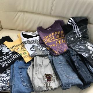 【ネット決済】まとめ売り 150 服11点 下着4枚(新品)