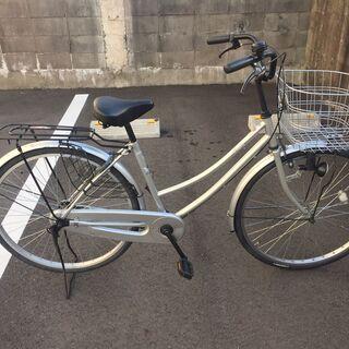 《レンタサイクル店使用 自転車整備士整備済み!》中古車 26イン...