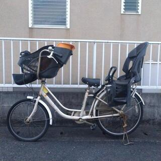 ♦ひでとも様♦子供乗せ自転車 20インチ