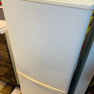★無料★ 一人暮らし用冷蔵庫(SHARP)
