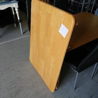 折り畳み机