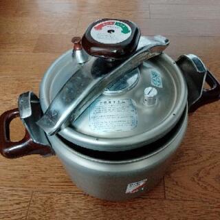 理研 圧力鍋(6リットル)ガス火専用