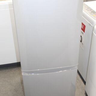 新生活応援! 美品 三菱 冷凍冷蔵庫 MR-P15Z-S1…