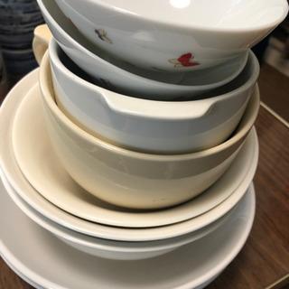 鍋フライパン食器こみで500円 - 生活雑貨