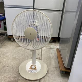 山善 2017 扇風機 ボタン式 サーキュレーター せんぷ…