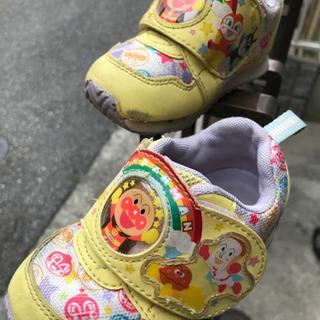 アンパンマン スニーカー 14.0 キッズ 靴