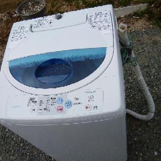 洗濯機 HITACHI 5キロ