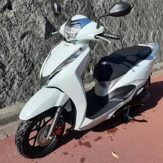 【ネット決済】リード LEAD 125cc 美品 ツートン