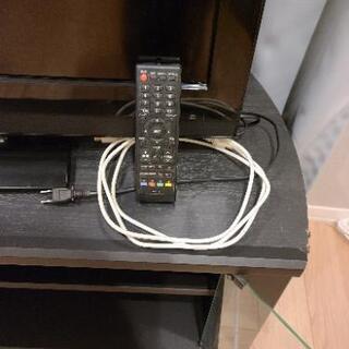 32型液晶テレビ 動作問題なし 10年製 リモコン有 テレビ線付 - 家電