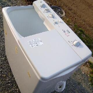 2層式洗濯機 TOSHIBA 4·5キロ