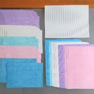 レターセット 2種の画像
