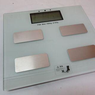 htp-332 体脂肪計 ガラス天板 NM00826264…