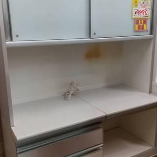 ✨綾野製作所 ayano✨2面レンジボード 食器棚
