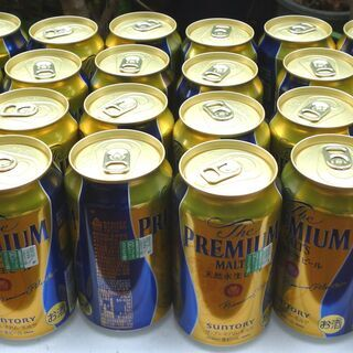 サントリー ザ・プレミアムモルツ 350ml 24缶