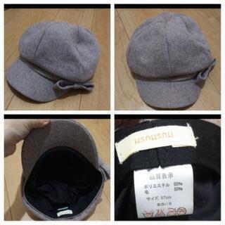 秋冬レディース帽子