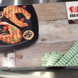 新品未使用品 BEKA グリルパン 温度の見える