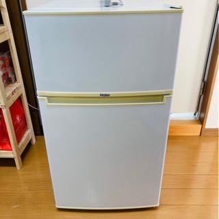 冷蔵庫 2015年式 ハイアール 美品 除菌済み 内部汚れなし