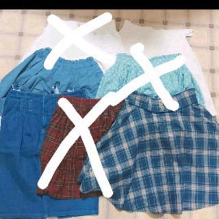 【まとめて譲ります】レディース スカート パンツ