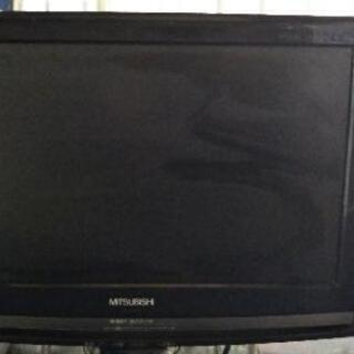 MITSUBISHI 液晶カラーテレビ REAL19型