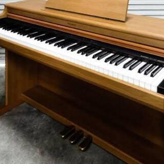 値下げしました。掲載は、明日までです。電子ピアノ
