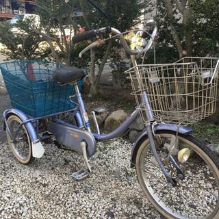 ミヤタ三輪自転車(スイング固定タイプ)