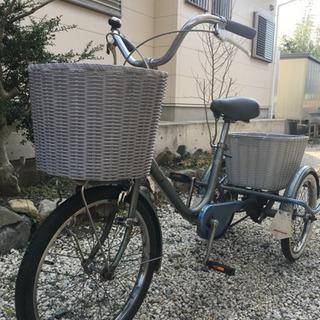 マルイシ三輪自転車(スイングタイプ)