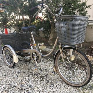 ブリヂストン三輪自転車(スイングタイプ)
