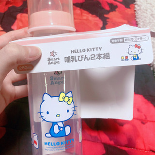 HELLO KITTY 哺乳瓶
