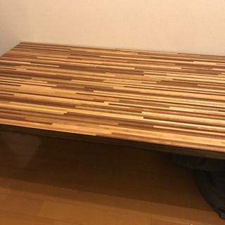 【ネット決済】【美品】ローテーブル(コタツ機能付き)