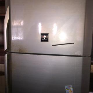 シャープ SJ-56S 冷蔵庫