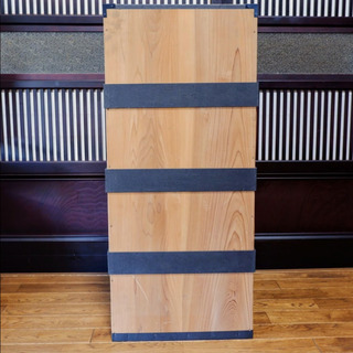 鬼の子が入ってそうな木箱(A)時代箪笥 - 鯖江市