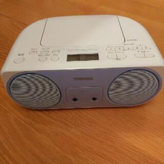 東芝CDラジオTY−C150