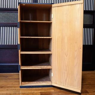 鬼の子が入ってそうな木箱(B)時代箪笥 - 家具