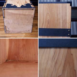 鬼の子が入ってそうな木箱(B)時代箪笥 - 売ります・あげます