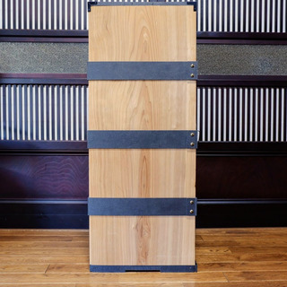鬼の子が入ってそうな木箱(B)時代箪笥 - 鯖江市