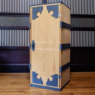 鬼の子が入ってそうな木箱(B)時代箪笥