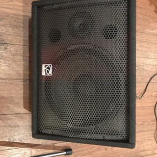 【ネット決済】モニタースピーカー 新品