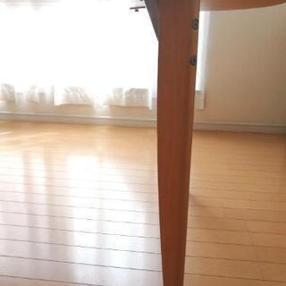[最終値下げ4/18(日)終了] Kstyle ダイニングテーブルセット 165*90*70 - 家具
