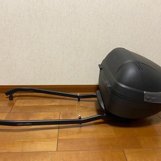 【ネット決済・配送可】CB400SF NC39用 SHAD製トッ...