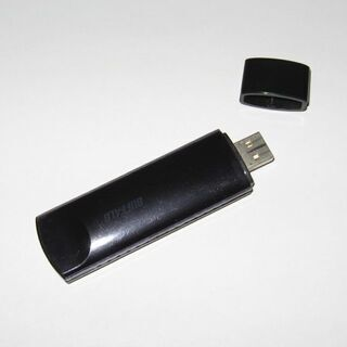 USB接続無線LAN子機 Buffalo WLI-UC-G…